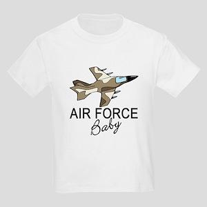 Air Force Baby Kids Light T-Shirt