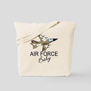 Air Force Baby Tote Bag