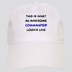 awesome commander Cap