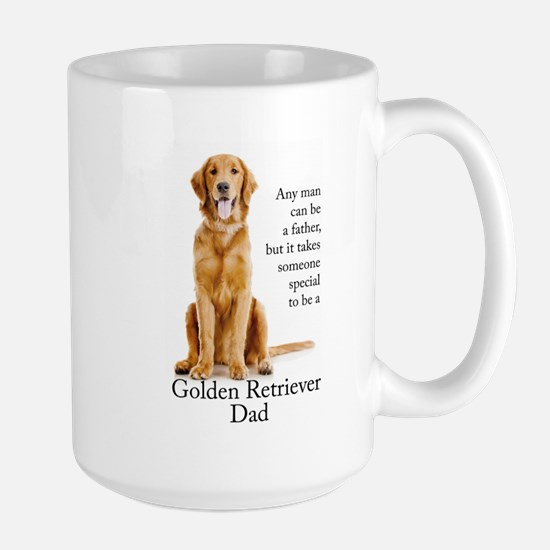 Golden Dad Travel Mugs