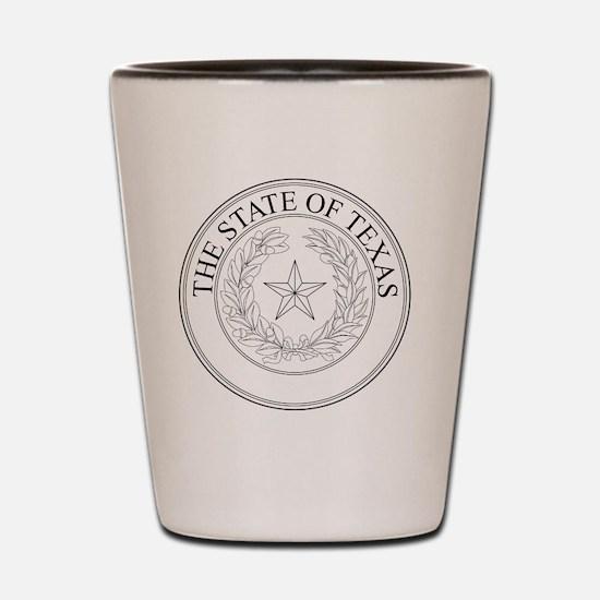Cute Federation Shot Glass