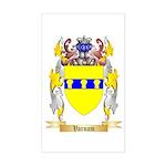 Varnam Sticker (Rectangle)