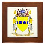 Varnam Framed Tile
