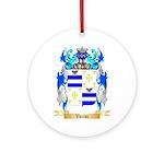 Varini Round Ornament