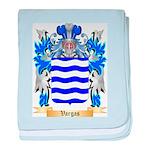 Vargas baby blanket