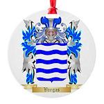 Vargas Round Ornament