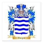 Vargas Square Car Magnet 3