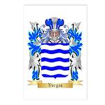 Vargas Postcards (Package of 8)