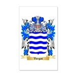 Vargas 20x12 Wall Decal