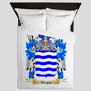 Vargas Queen Duvet