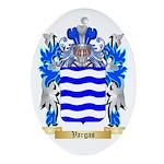 Vargas Oval Ornament