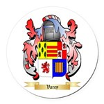 Varey Round Car Magnet