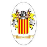 Vara Sticker (Oval 50 pk)