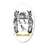 Vanyutin 20x12 Oval Wall Decal
