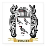 Vanyashin Square Car Magnet 3