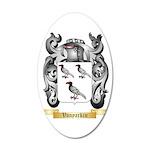 Vanyarkin 35x21 Oval Wall Decal