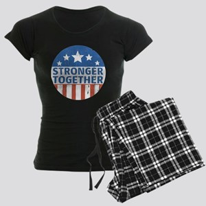 Stronger Together Women's Dark Pajamas