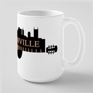 Nashville Guitar Skyline-LT Mugs