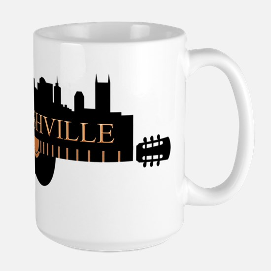 Nashville Guitar Skyline-LT Mugs