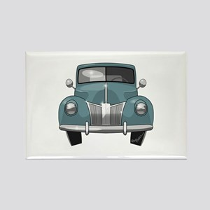 1940 Ford Truck Rectangle Magnet