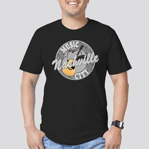 Nashville Music City-08-DK T-Shirt