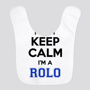I can't keep calm Im ROLO Bib