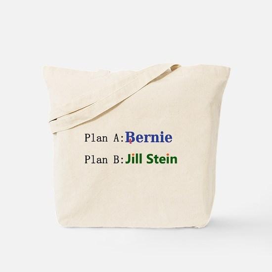 Plan B Tote Bag