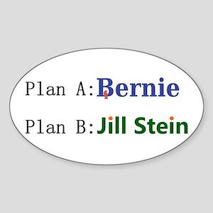 Plan B Sticker