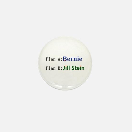 Plan B Mini Button