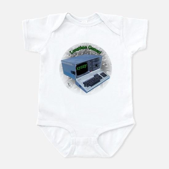 Longtime Gamer Infant Bodysuit