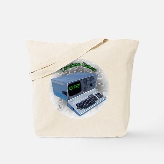 Longtime Gamer Tote Bag