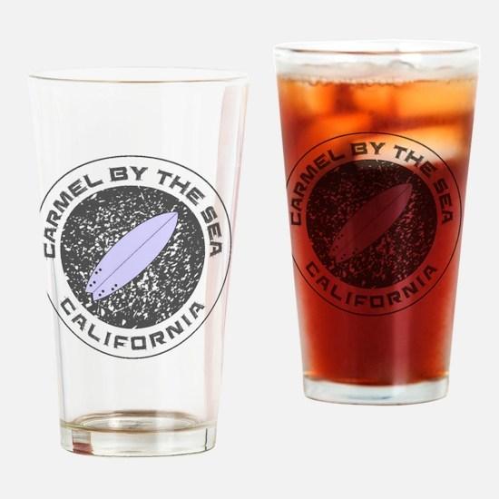 Unique Carmel beach Drinking Glass