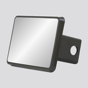 Silver Shine Rectangular Hitch Cover
