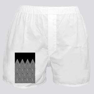 Zigzag Tribal pattern Boxer Shorts