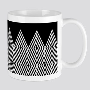Zigzag Tribal pattern Mugs