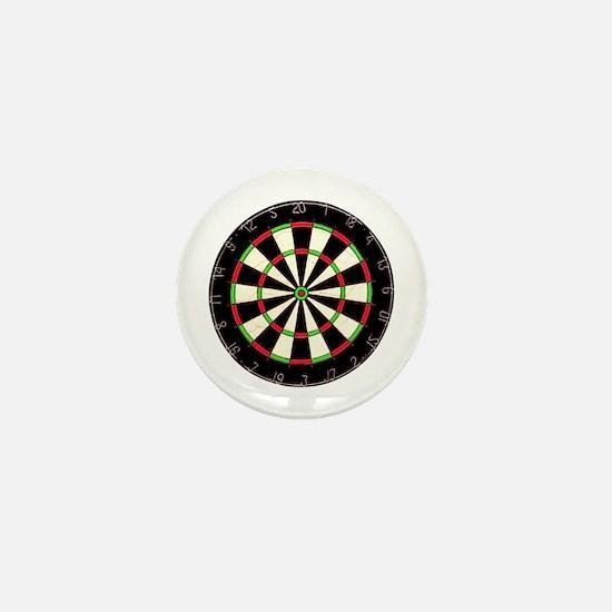Dartboard Mini Button