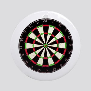 Dartboard Ornament (Round)