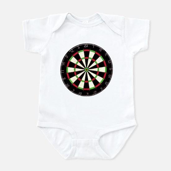 Dartboard Infant Bodysuit