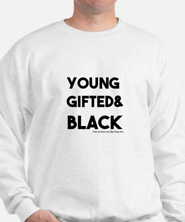 Young Gifted and Black Jumper