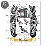 Vanshev Puzzle