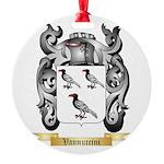 Vannuccini Round Ornament