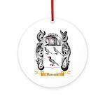 Vannucci Round Ornament