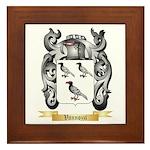 Vannozzi Framed Tile
