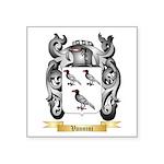 Vannini Square Sticker 3