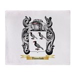 Vannikov Throw Blanket