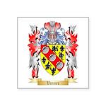 Vanner Square Sticker 3