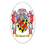 Vanner Sticker (Oval)