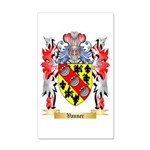 Vanner 20x12 Wall Decal