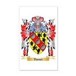 Vanner 35x21 Wall Decal