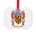 Vanner Picture Ornament